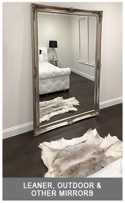 Leaner, Outdoor & Other Mirrors